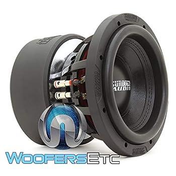 Sundown Audio X-8 Series Subwoofers 800W RMS  X-8 V.3 D4 8  Subwoofer