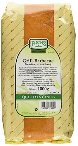 Fuchs Grill-Würzer Barbecue (1 kg)