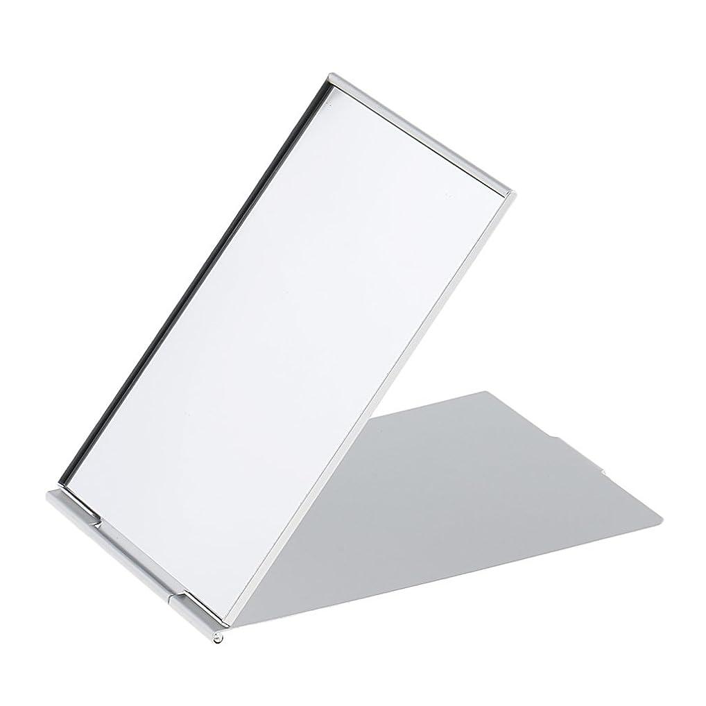 ずっと辛いゴシップCUTICATE メイクミラー 軽量 折りたたみ ポケット コンパクトミラー トラベル 化粧鏡 全3サイズ - #3
