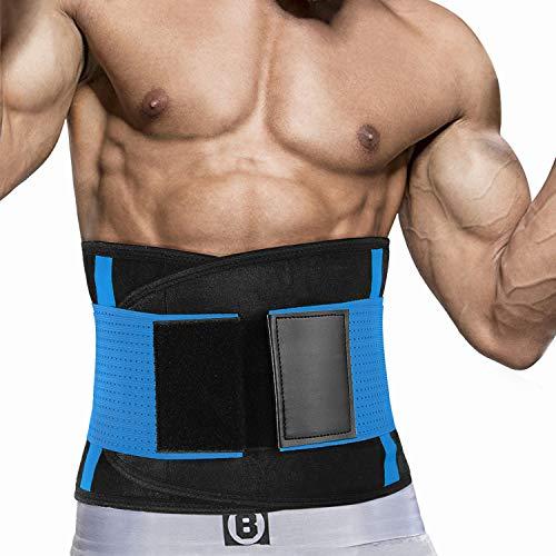 SZ-Climax Rückenstütze, Rückenbandage mit Stabilisierungsstange und Zuggurt zur Schmerzlinderung und Sportverletzung Verhindern, Ischias, Spinalstenose, Skoliose oder Bandscheibenvorfall