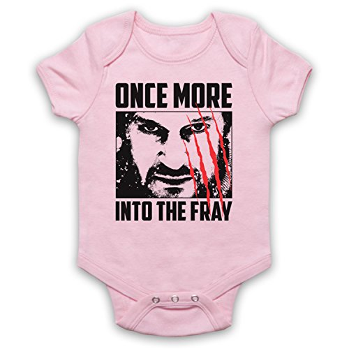 Death To Videodrome Grey Once More Into The Fray Liam Survival Film Baby Grow