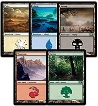 Magic: The Gathering 300 Assorted MTG Basic Lands Cards