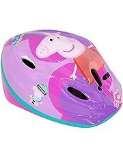 Peppa Pig - Casco de Bicicleta (Saica Toys 9135)