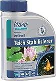 OASE 43149 AquaActiv OptiPond Teichstabilisierer 500 ml - ganzjährig einsetzbarer Wasserstabilisator zur Aufbereitung von Teichwasser im Gartenteich Fischteich Koiteich Schwimmteich