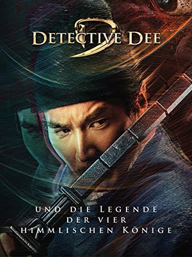Detective Dee und die Legende der vier himmlischen Könige [dt./OV]