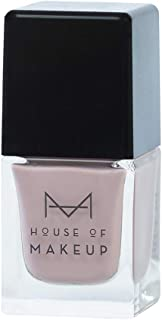 House of Makeup Gel Nail Polish - Light Mauve, Long Lasting Shine and Quick Dry Nail Lacquer For Women - Acai Butter Colour (12 ml)