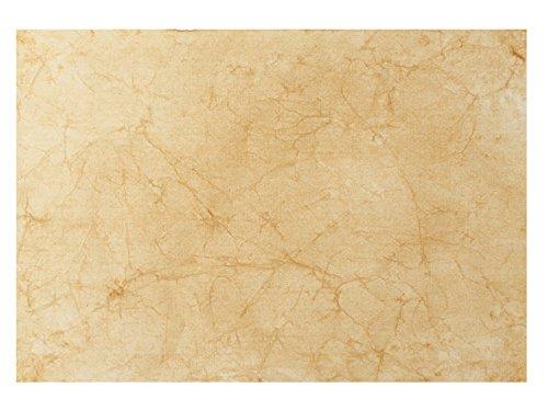 Pergamena–vera pelle 20x 15cm–Forum Traiani–naturbelassene FEIN levigati Pelle–Carta pergamena
