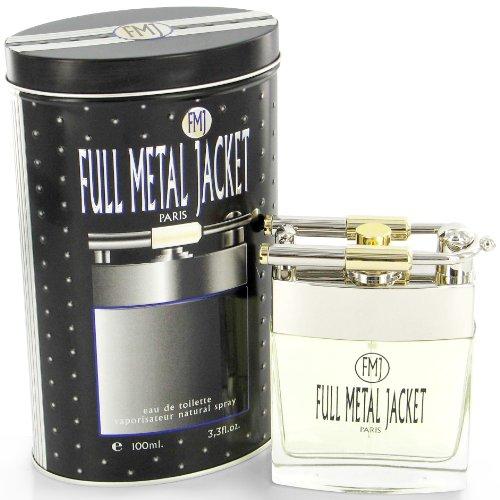 Full Metal Jacket By Fmj Parfums Full Metal Jacket by unknown for Men Eau De Toilette Spray 3.4 oz