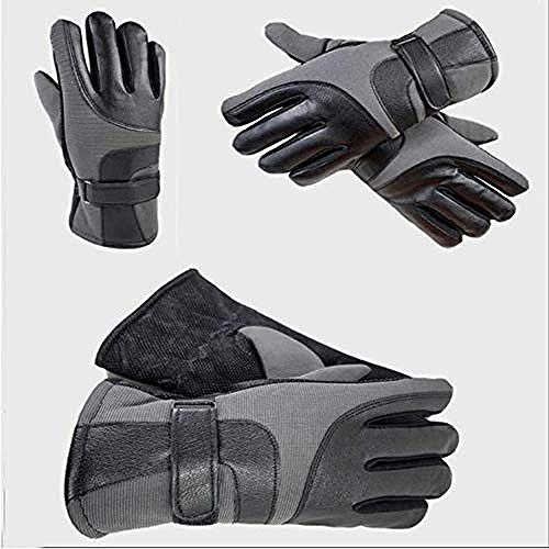 Outdoor Handschoenen Fietshandschoenen Winter Outdoor Fiets Winddicht Warm Volledige Vinger Handschoenen Vrouwen Mannen Verdikte Wanten Handschoen Sport Anti-Slip
