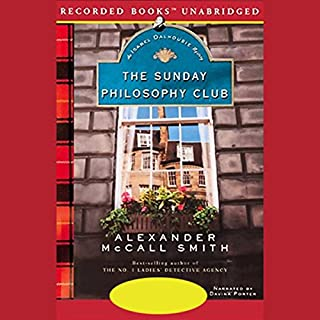The Sunday Philosophy Club cover art