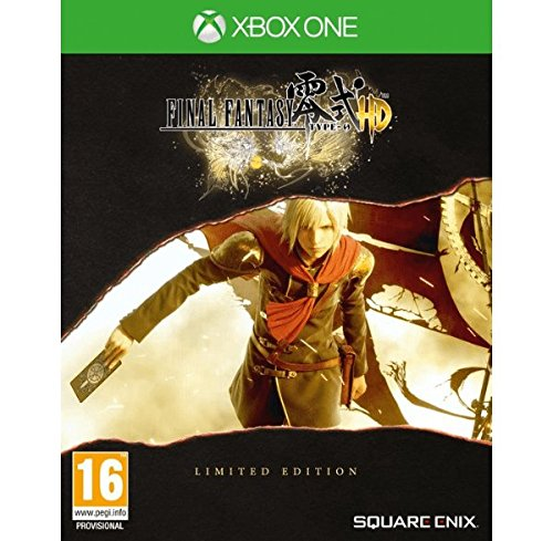 Xbox One - Final Fantasy Type Zero - STEELBOOK Edition (1 GAMES)