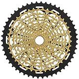 Rueda Libre de Bicicleta Cassette de Bicicleta 12 Velocidad 9-50T Cassette Peso Ligero Ajuste para Bicicleta de montaña Accesorio de Bicicleta