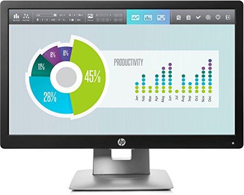 HP EliteDisplay E202 50.8 cm (20 Inch) Monitor (ENERGY STAR)