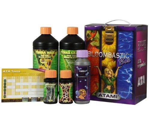 Atami ATA Bloombastic Box Terra, Vorteilspaket