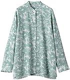 (ビューティ&ユース ユナイテッドアローズ) BY フラワープリントバンドカラーシャツ 16111622188