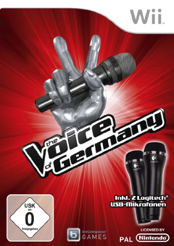 The Voice of Germany (inkl. 2 Mikros)