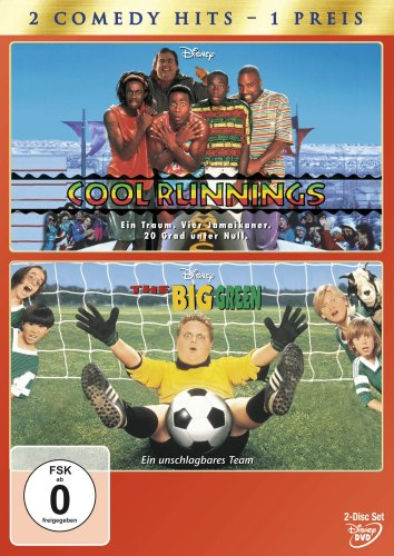 The Big Green - Ein unschlagbares Team / Cool Runnings [2 DVDs]
