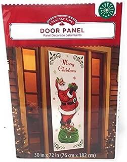 christmas decorations for a garage door