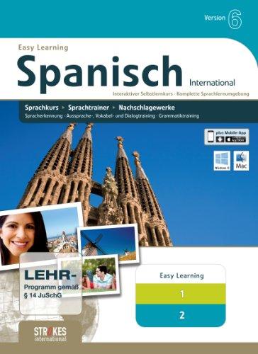 Spanisch 1+2 Version 6.0 [import allemand]