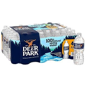 Deer Park 100% Natural Spring Water 16.9 oz 40 pk  Pack of 2