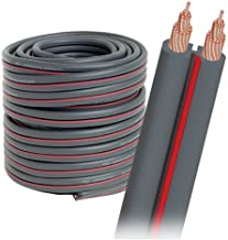 AudioQuest X-2 bulk speaker cable 50' (15.24m) spool - gray jacket 14 AWG