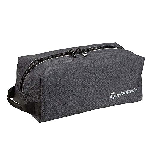 TaylorMade Golf Players Shoe Bag (, ), Black, One Size