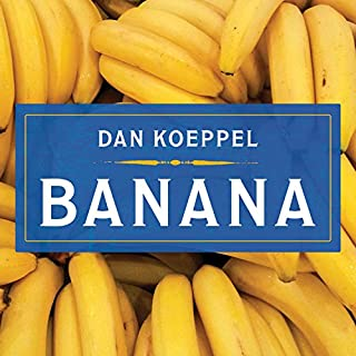 Banana audiobook cover art
