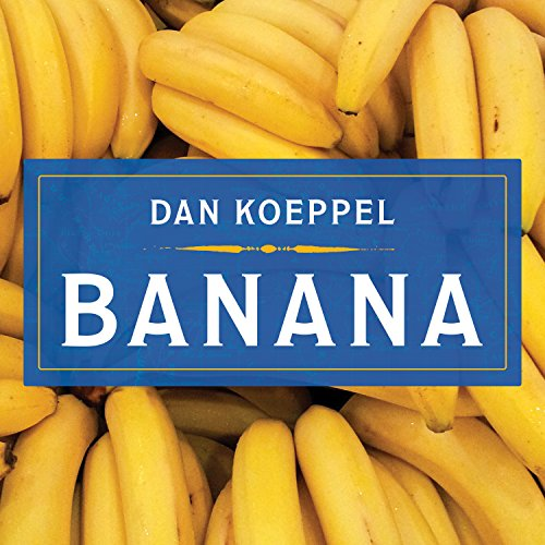 Banana audiobook cover art