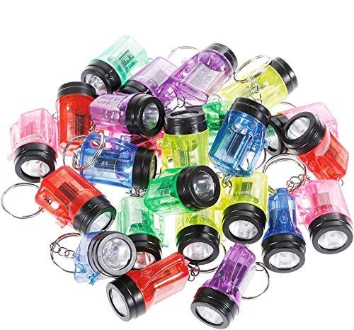 Faburo Mini Lampes de Poches pour Enfants et Adultes