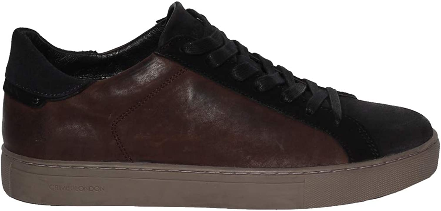Crime Men's Trainers Brown Brown