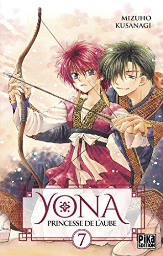 Yona, Princesse de l'Aube T07