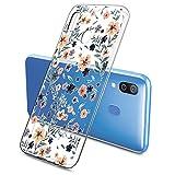Oihxse Clair Case pour Samsung Galaxy A320/A3 2017 Coque Ultra Mince Transparent Souple TPU Gel...
