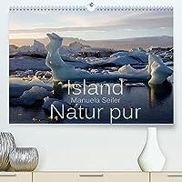Island Natur pur (Premium, hochwertiger DIN A2 Wandkalender 2022, Kunstdruck in Hochglanz): Einzigartige Landschaften im Sueden Islands - Natur pur. (Monatskalender, 14 Seiten )