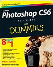 Photoshop CS6 All-in-One For Dummies (English Edition)