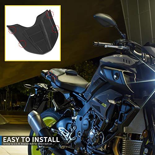 Pillion Solo Rear Seat Cowl Cover Fairing For Yamaha FZ-10 MT-10 2016-2020