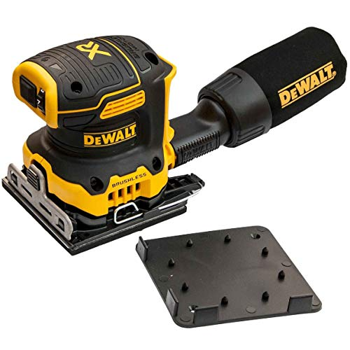 Dewalt DCW200N Cordless Brushless 18v XR 1/4 Sheet Orbit...