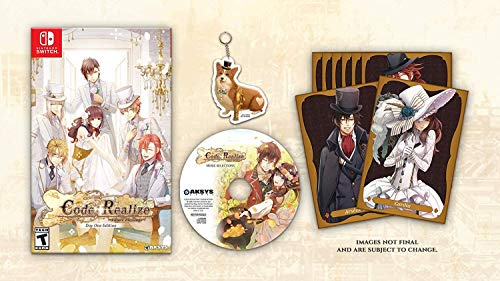 Code: Realize Future Blessings Day One Edition - Nintendo Switch
