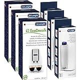 Delonghi SER 3018 - Set de limpieza para descalcificador (500 ml)