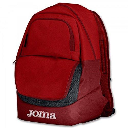 Joma 400235 Mochilas, Unisex Adulto, Rojo, S