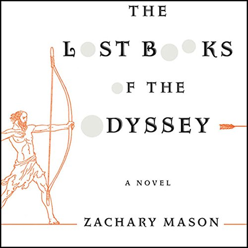 The Lost Books of the Odyssey cover art