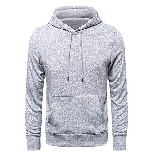 Suéter de los hombres con capucha suéter de los hombres de tamaño grande