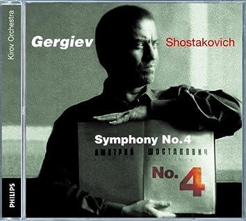 Shostakovich: Symphony No.4 in C minor, Op.43