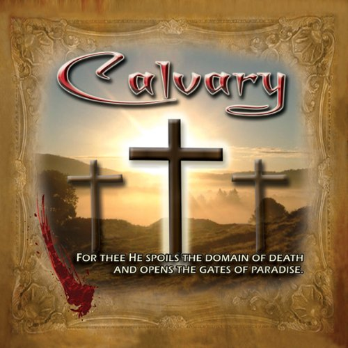 Calvary audiobook cover art