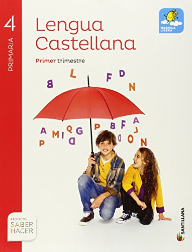 Lengua Castellana 4, Saber Hacer, pack de 3 libros - 9788468029566: Lengua castellana 4 Primaria Saber Hacer