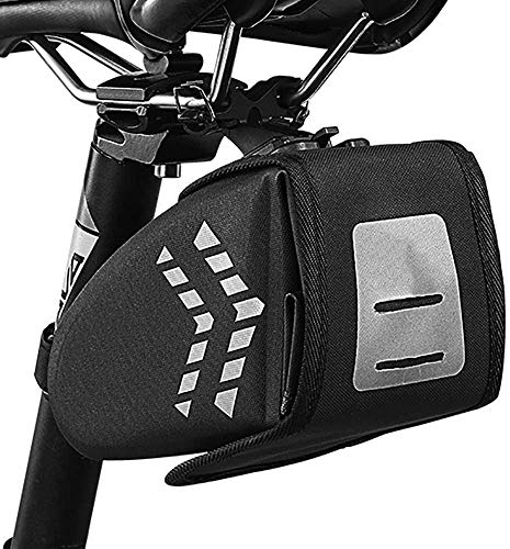 HUIZHANG Bicycle Bike Cycling Saddle Bag Bicycle Repair Tools Pocket Pack Riding Cycling Supplies