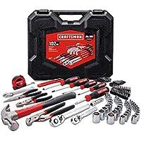 102-Piece CRAFTSMAN Mechanics Home Tools Kit