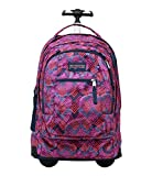 Jansport Driver 8 Core Series Wheeled Backpack - MULTI DIAMOND ARROWS Limited Edition