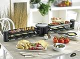 Noon Family Raclette à 8 Personnes 1200 W