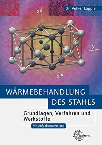 Wärmebehandlung des Stahls: Grundlagen, Verfahren und Werkstoffe