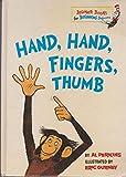Hand, Hand, Fingers, Thumb (Beginner Series)